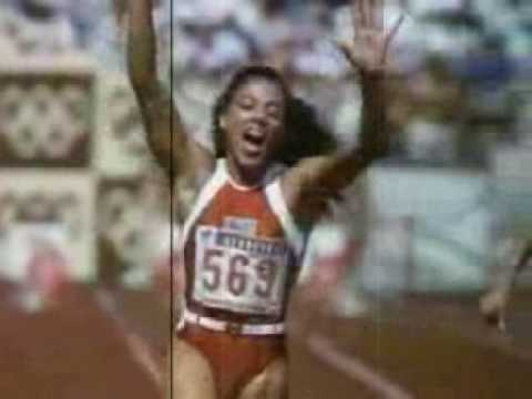 Florence Griffith Joyner Changes