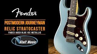 Postmodern Journeyman Relic Stratocaster from Fender - In-Depth Demo!