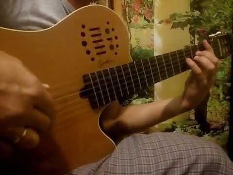 Pasadena - Maywood  (Acoustic guitar cover version)