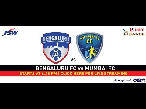 BFC vs Mumbai FC - 7 April 2015 Full Game, Kanteerava stadium, Bangalore, India