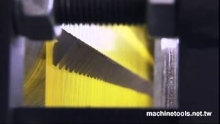 видео Производство пряжи и нитей