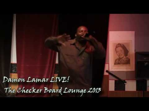 Damon Lamar-checkerboard lounge live