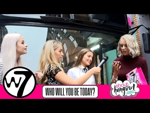 W7 Cosmetics at the Shout Hangout in London September 2016