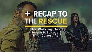The Walking Dead: Rick's Last Episode Explained - Recap to the Rescue