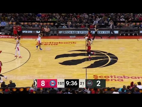 Justin Anderson with 40 Points vs. Long Island Nets
