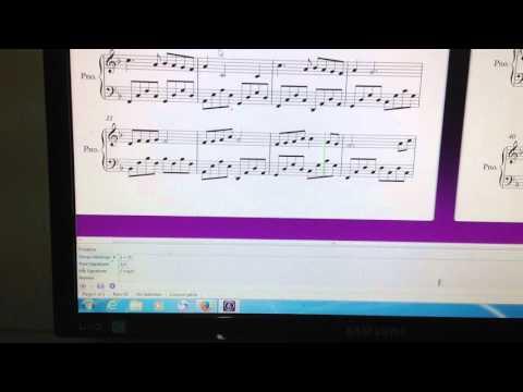 โน๊ตเปียโน เพลงเพียงในใจ - คีรีบูน