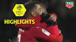 Nîmes Olympique - Stade Rennais FC ( 3-1 ) - Highlights - (NIMES - SRFC) / 2018-19