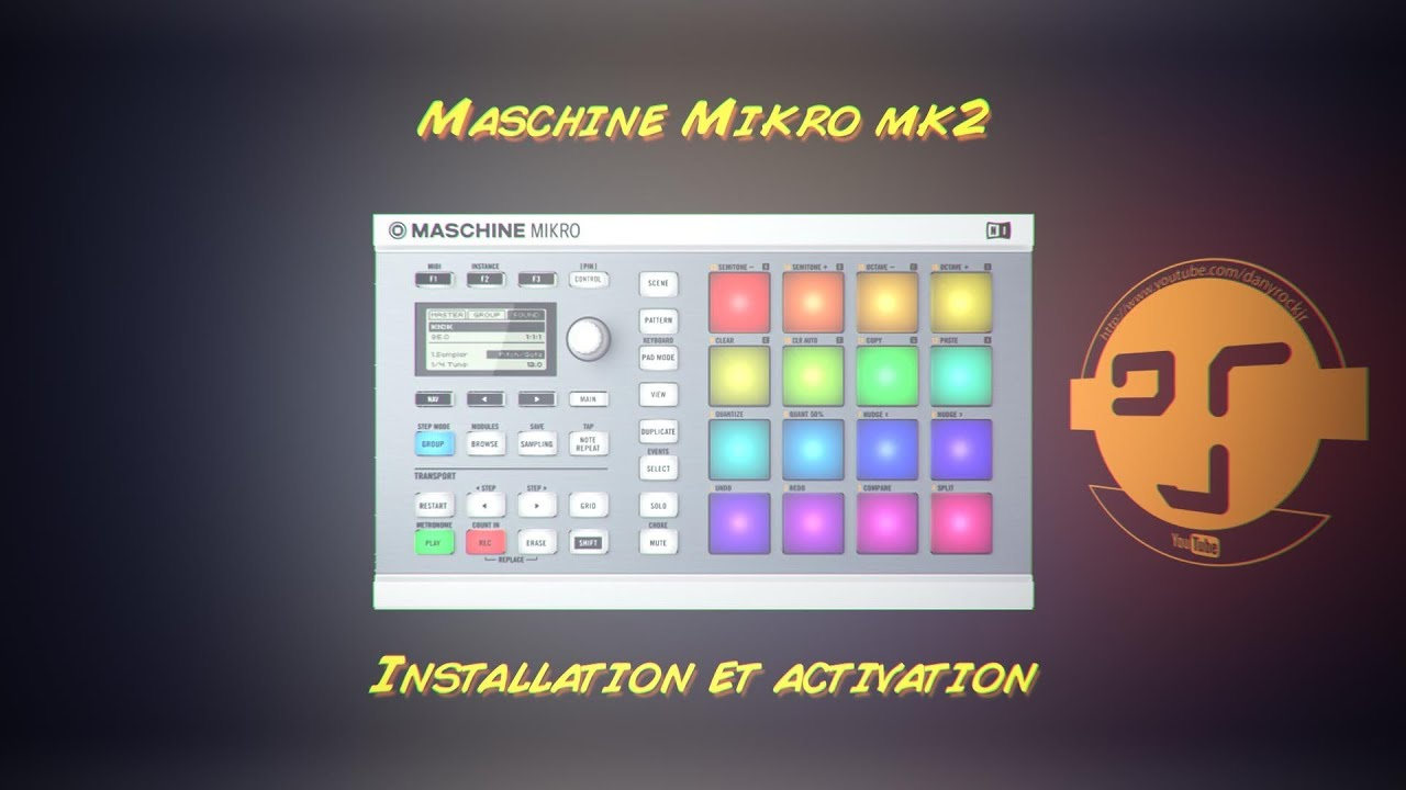 logiciel maschine mikro