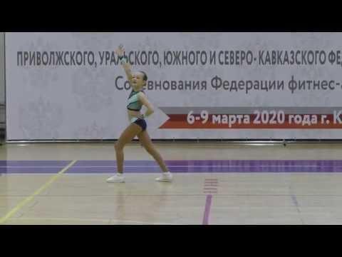 Кузьмина Алиса (полуфинал). 08.03.2020