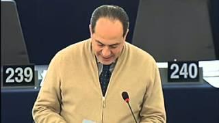 Intervento in aula di Paolo De Castro sulla denominazione dei vini importati dagli USA