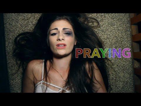 KESHA - Praying (Concept Video) Glitter Squad