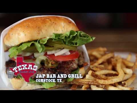 The Texas Bucket List - J&P Bar and Grill in Comstock