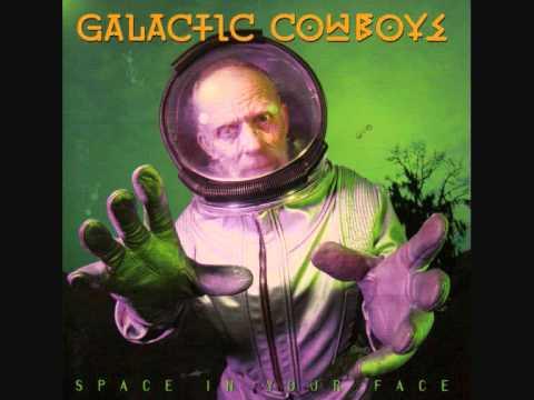 Galactic Cowboys - Ranch On Mars (1993)