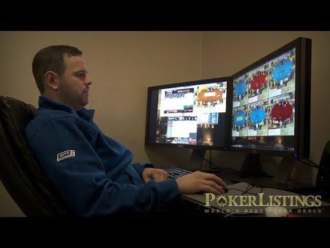 "Pro Gamer ""shaGuar"" Becomes Big-Time Poker Pro - Griffin Benger Mini-Doc (2013)"