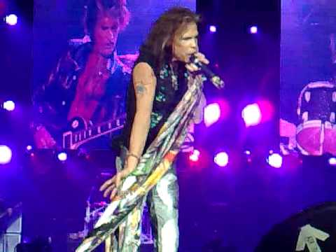 Aerosmith  - What It Takes (LONDON 02)