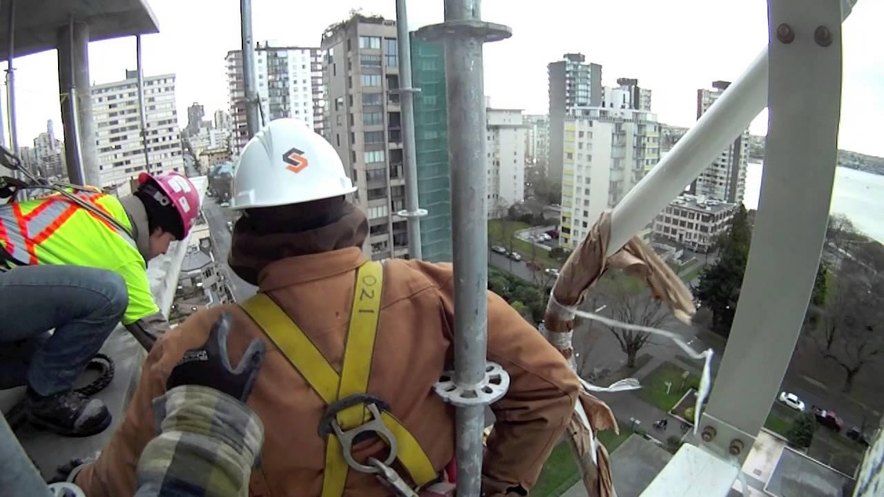 scaffold hanger