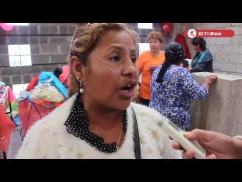 Vendedores informales fueron reubicados en el Bigmall