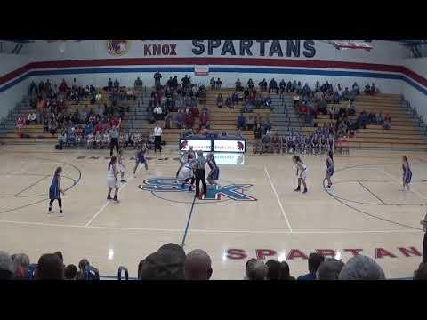 2021 Linton Stockton High School Guard Aubrey Burgess