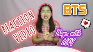 Baixar (MV REACTION) BTS - Boys with LUV (feat. Halsey) MV