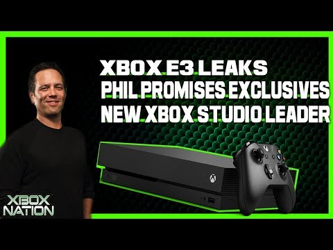 XBN Podcast: Phil Spencer Promises More Xbox Exclusives: New Leaders At Microsoft: Xbox Can Win E3