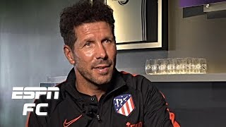 Diego Simeone talks Joao Felix, Hector Herrera and Atletico Madrid's new look | La Liga