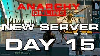 Anarchy Online  -  NEW SERVER - DAY 15