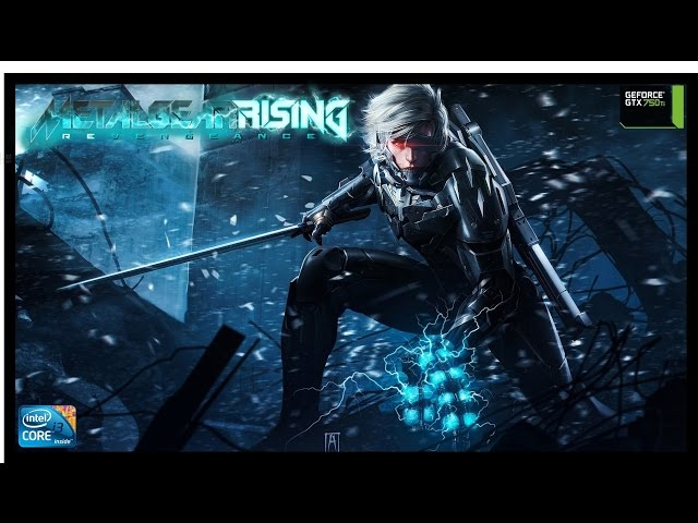Metal Gear Rising Revengeance - i3 3250 + gtx 750ti - FULL HD