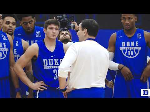 Be Duke: Coach K (11/10/17)