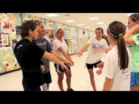 Ellen's Dance Dare - Saucon Valley Soccer