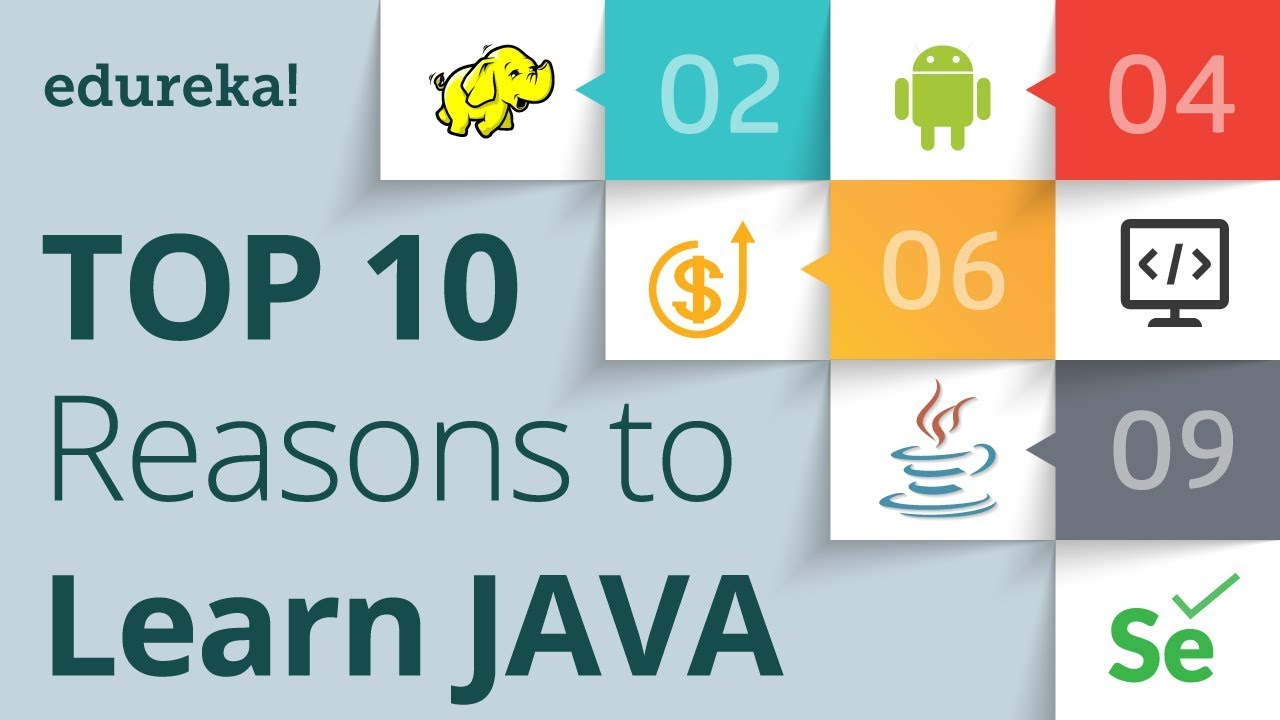 10 Reasons Why You Should Consider Learning Java On Vimeo