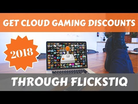 How to Get Cloud Gaming Discounts 2018