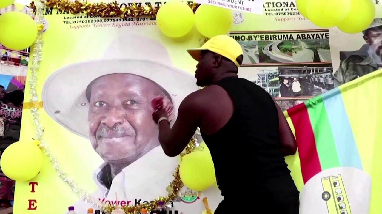Days left until Uganda's election showdown