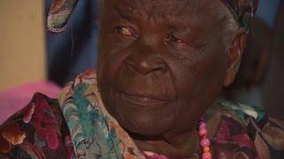 Obama's grandmother wishes him 'triumph'