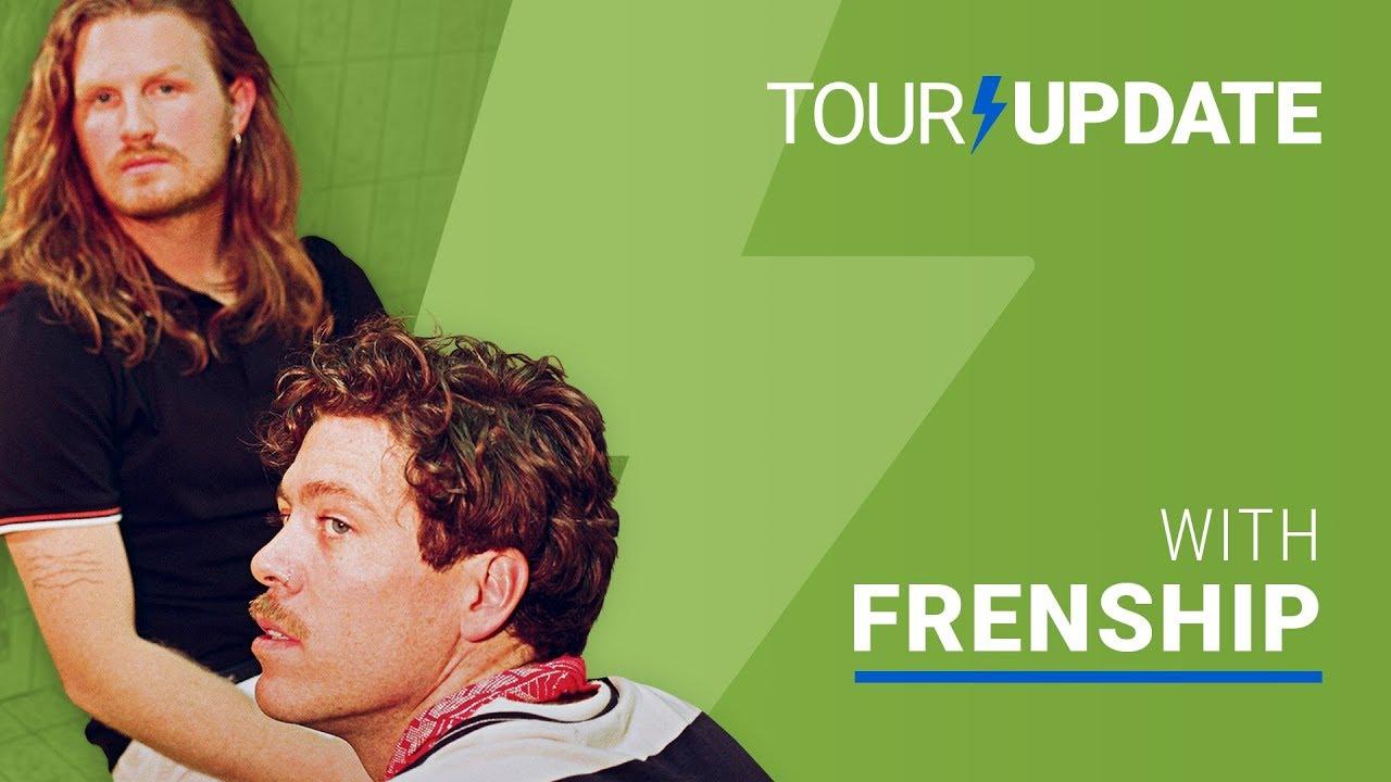 FRENSHIP Reveals Details On Their Upcoming Album And Matured Sound    setlist fm