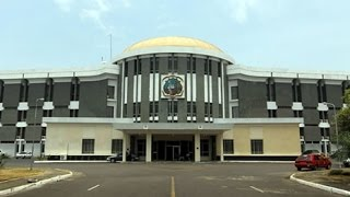 Ebola Spreads To Liberian Legislature