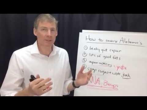 How to reverse Alzheimer's