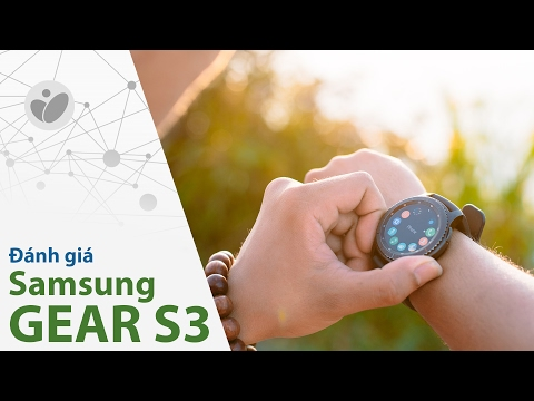Tinhte.vn   Đánh giá Samsung Gear S3