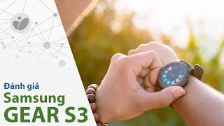 Đánh giá Samsung Gear S3