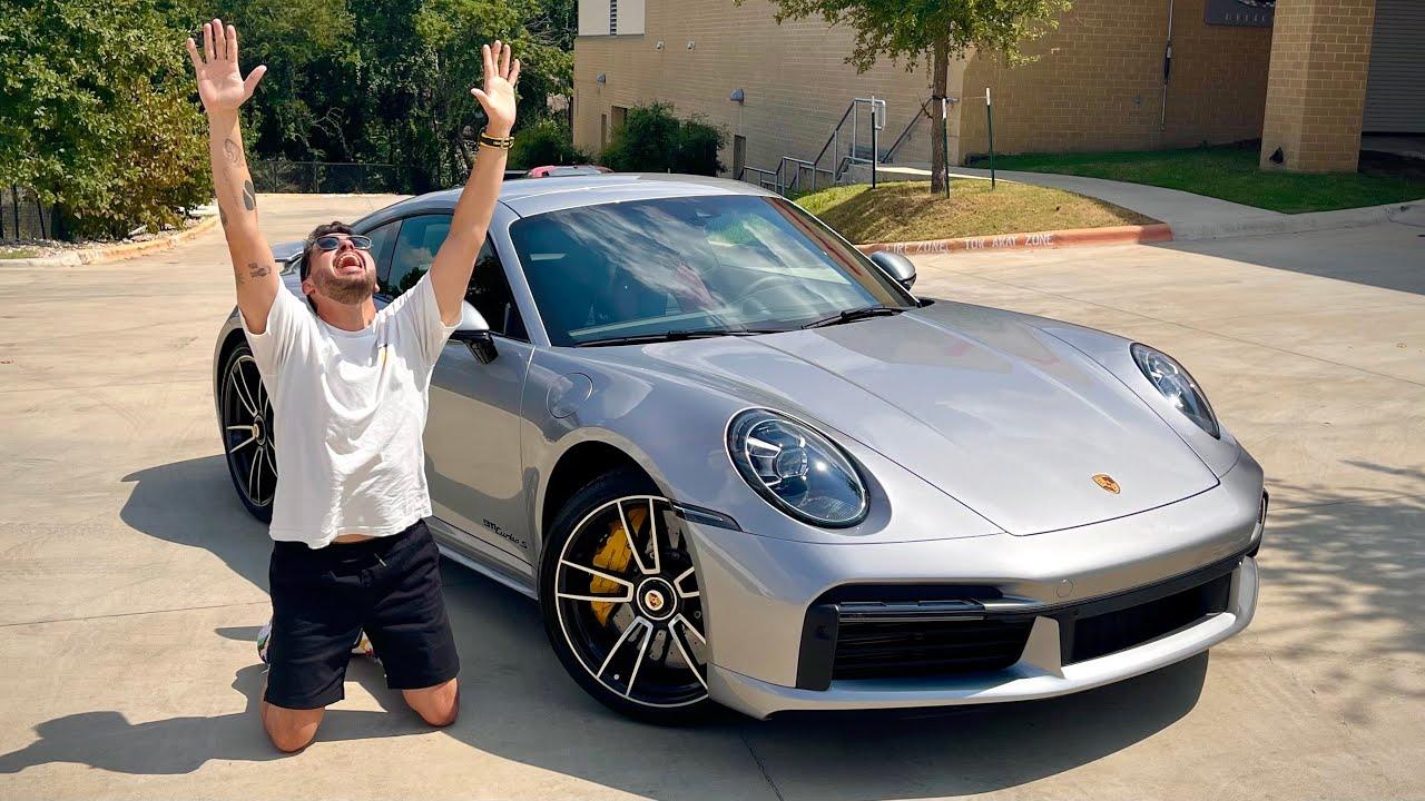 El Porsche Mas Rapido: 911 Turbo S! | Salomondrin