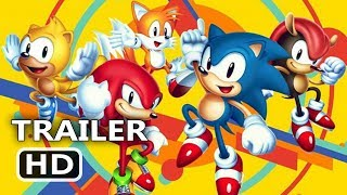 PS4 - Sonic Mania Plus Trailer (2018)
