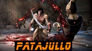 CONAN GAMEPLAY PS3 3ªParte Español HD 720p