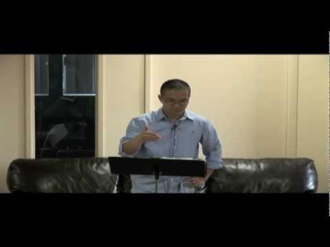 PCC 2012 Teacher Training: Paul Kim