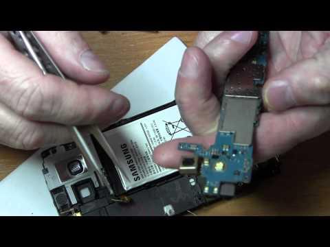 Samsung Galaxy A3 После падения не работает сенсор