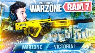 WARZONE - MEJOR QUE LA GRAU? (RAM-7)
