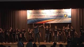 Publication Date: 2018-07-03 | Video Title: 2017-2018 tkogss 班歌班舞 part 1