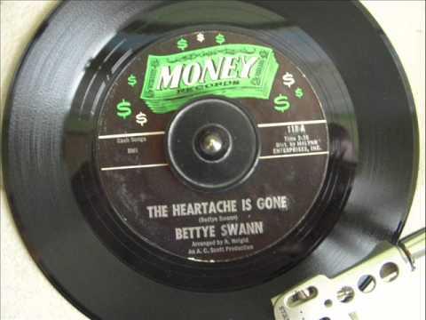BETTYE SWANN - THE HEARTACHE IS GONE