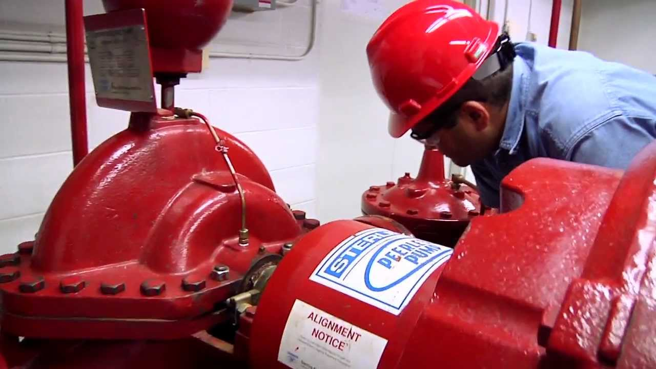 Quality Fire System Inspection Youtube