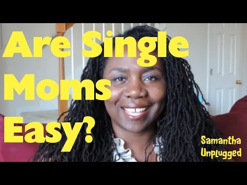single mom hard time dating