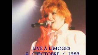Mylène Farmer -Jardin De Vienne [Live À Zénith De Limoges 6-Octobre-1989]