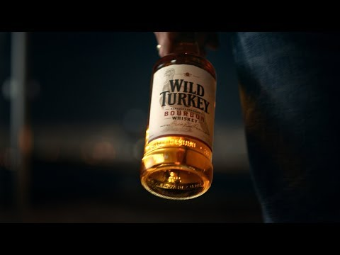 Wild Turkey Bourbon - Matthew McConaughey Sang Our Song TV Commercial